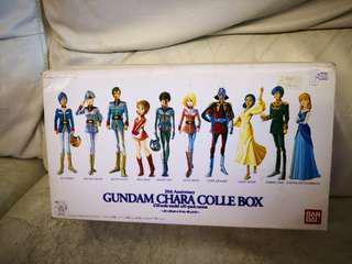 Gundam chara colle box
