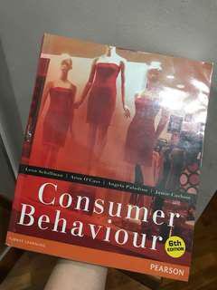 Consumer behaviour textbook