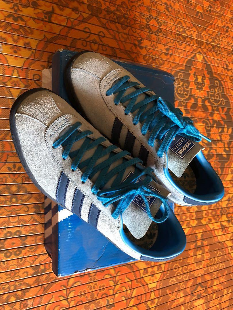 timeless design efd6d f74cd Adidas Tahiti (Island Series), Mens Fashion, Footwear on Car