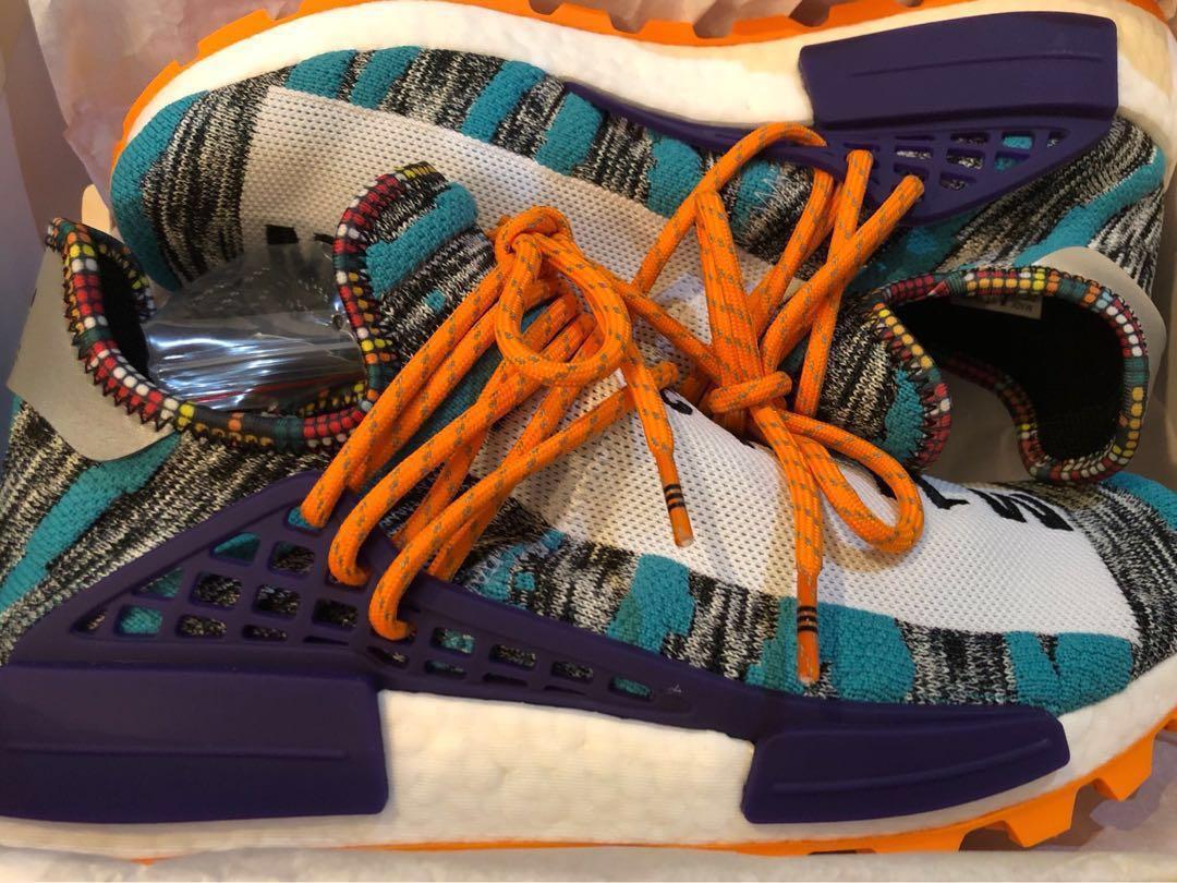 c3554a40f617a Adidas X Pharrell Williams SOLAR HU NMD
