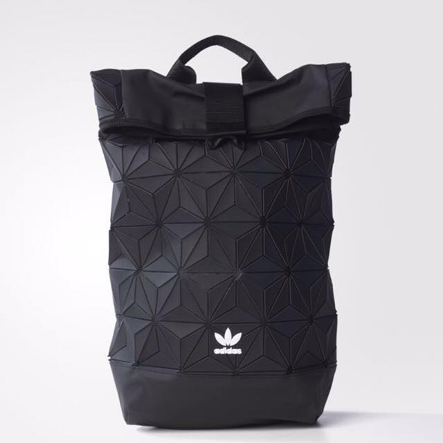 47be28635d AUTHENTIC 4 colours adidas ISSEY MIYAKE 3D Mesh rolled up backpack ...