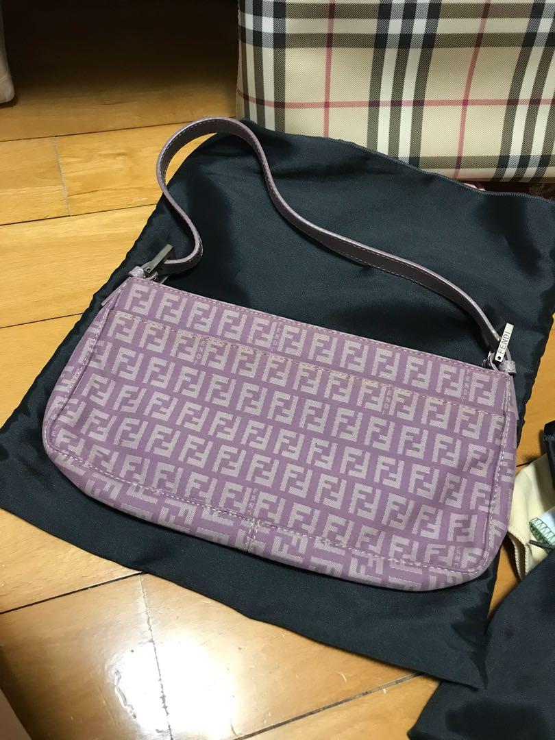 ce653a65a1a5 Authentic Fendi small shoulder bag