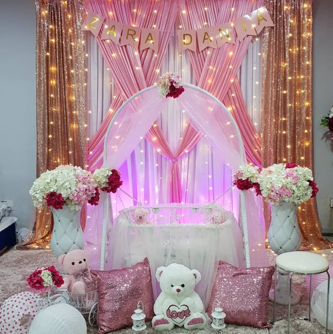 Baby Shower Event Styling Everything Else On Carousell