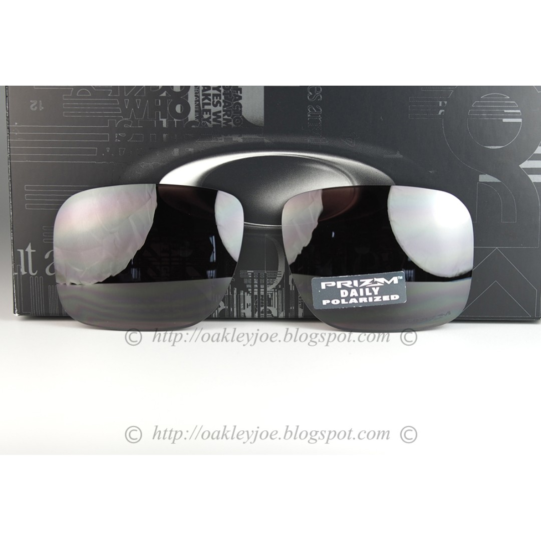 b9bd39363b4 BNIB Oakley Holbrook Replacement Lens Kit daily prizm polarized lens ...