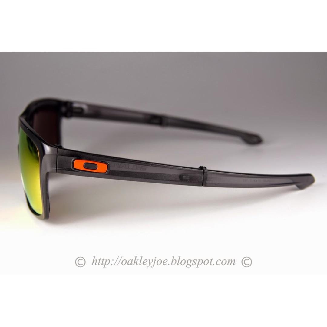 7c4410dd5a BNIB Oakley Sliver F matte olive ink + fire iridium polarized oo9246-06  sunglass shades