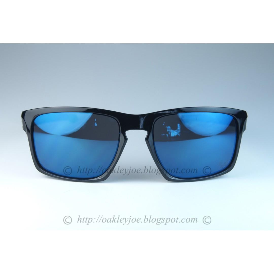 7d24181e42 BNIB Oakley Sliver motoGP black + ice iridium oo9262-28 sunglass shades