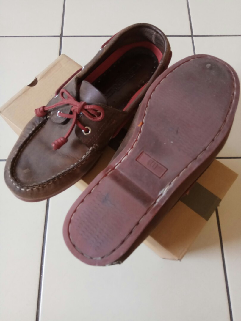 036c228ce74b Weinbrennan Boat Shoes (uk43 size 9)