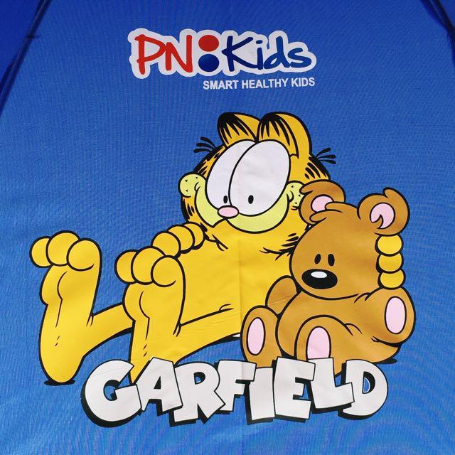 Brand New Limited Edition Garfield Pooky Umbrella Babies Kids On Carousell