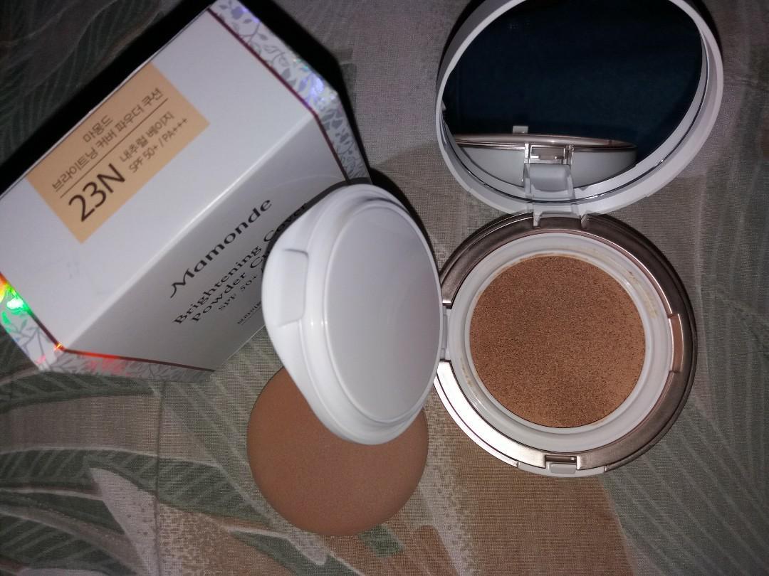 Brightening Powder Cushion spf 50