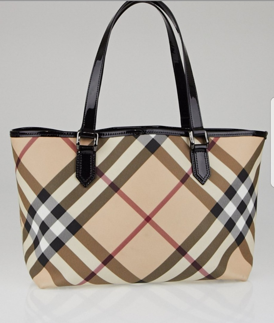 Burberry Tote Bag Open To Swap