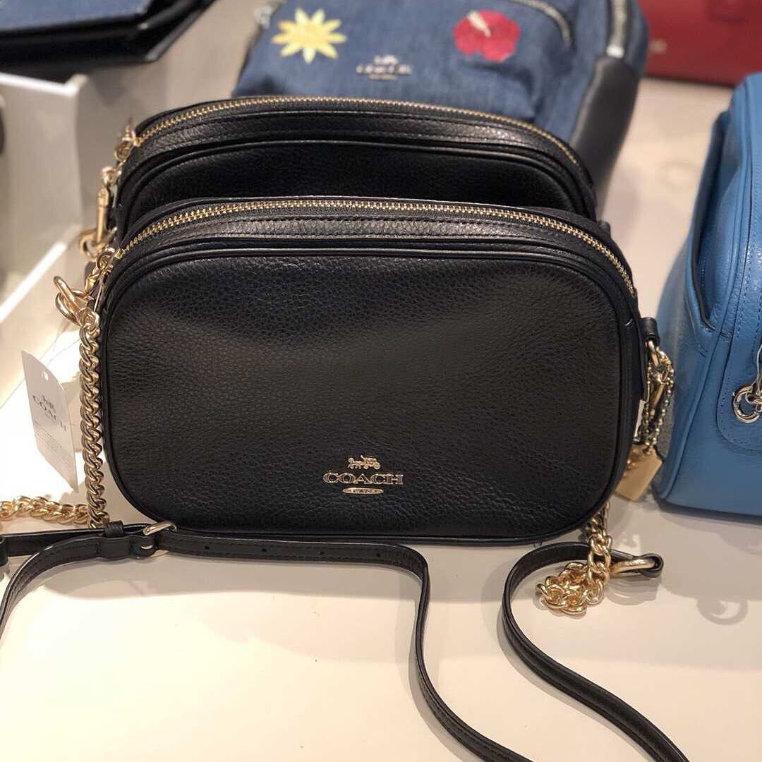 Coach Sling Bag Women S Fashion Bags Wallets Sling Bags On Carousell