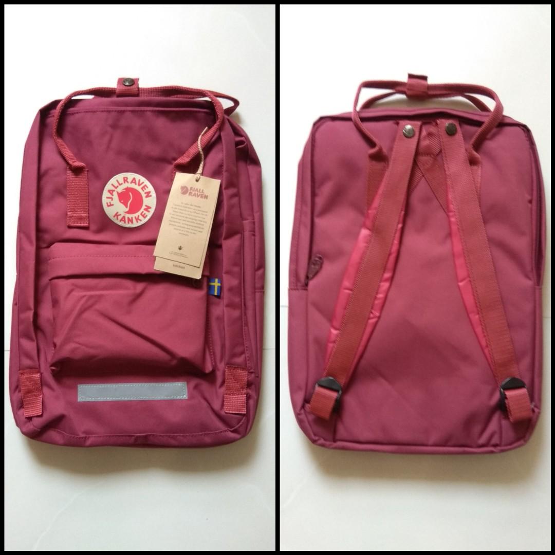 a250eb992 Fjallraven Kanken Big Replica, Women's Fashion, Bags & Wallets, Backpacks  on Carousell