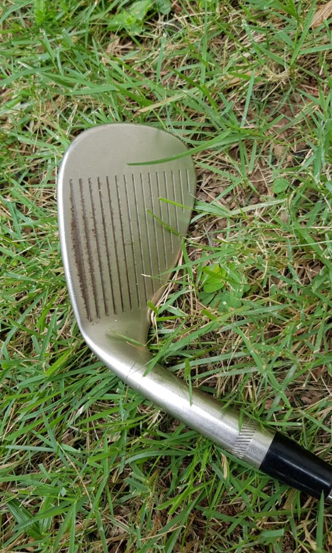 Golf Clubs - Titlelist Vokey Spin Milled 56.08