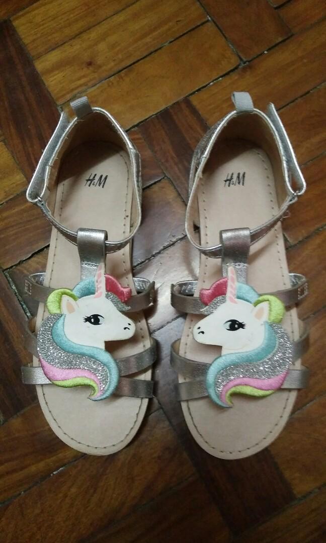 h\u0026m unicorn sandals, Babies \u0026 Kids