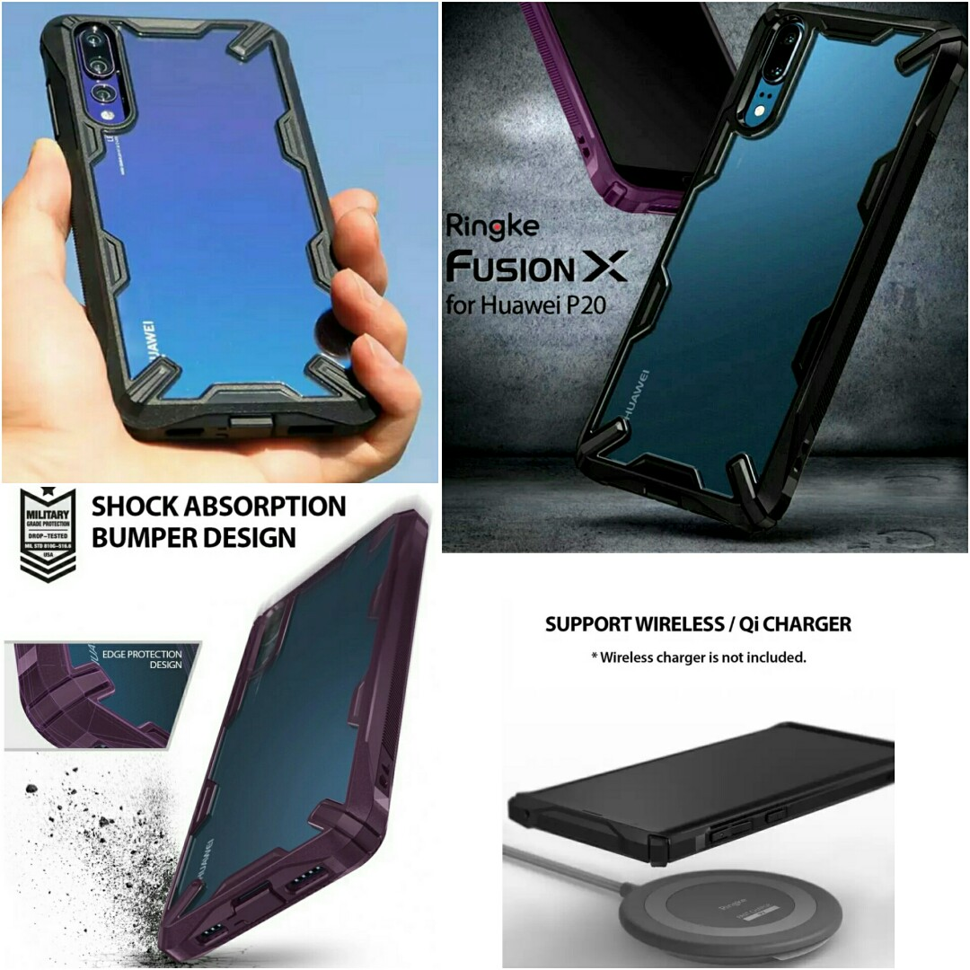 promo code 3ae89 e4b49 Huawei P20 P20 Pro Shockproof Case