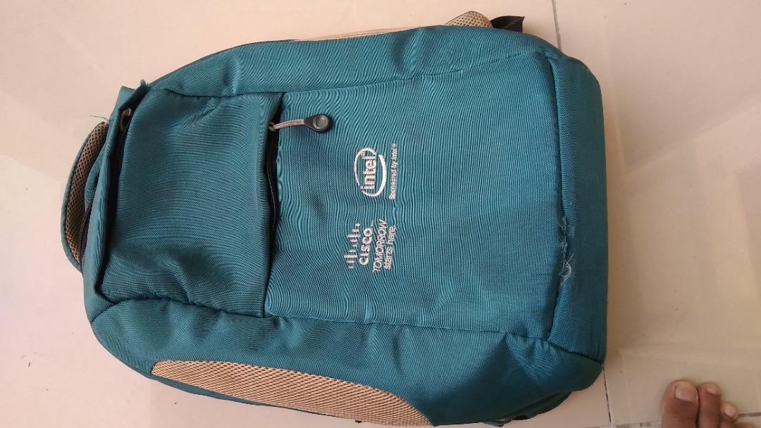 Laptop Bagpack / Beg Notebook