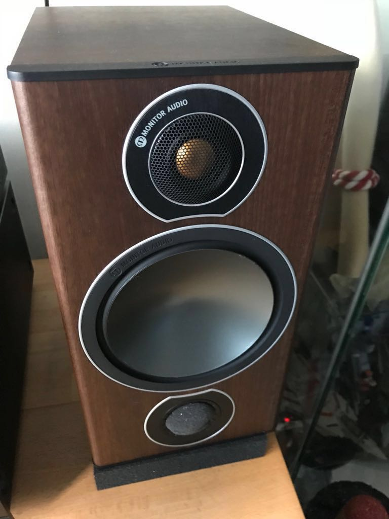 Monitor Audio Bronze 2 Electronics On Carousell 6 Walnut