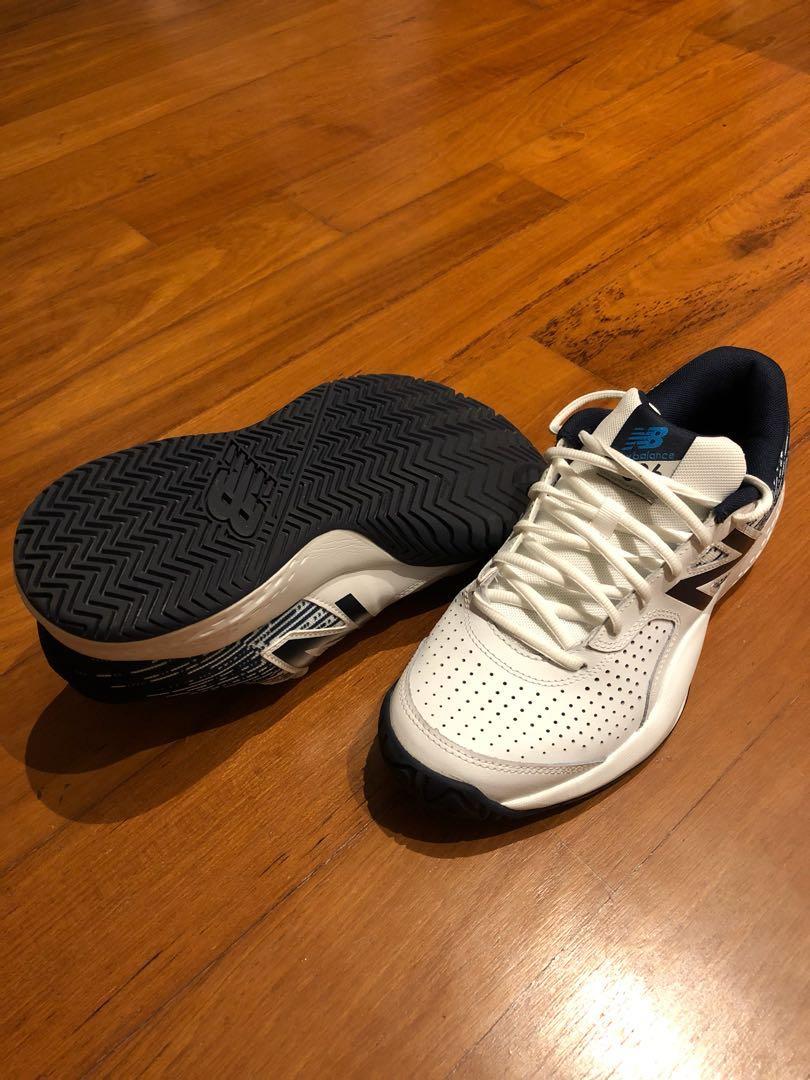 detailed look c6ffb 2a5e0 New Balance 696 Men's Tennis Shoes
