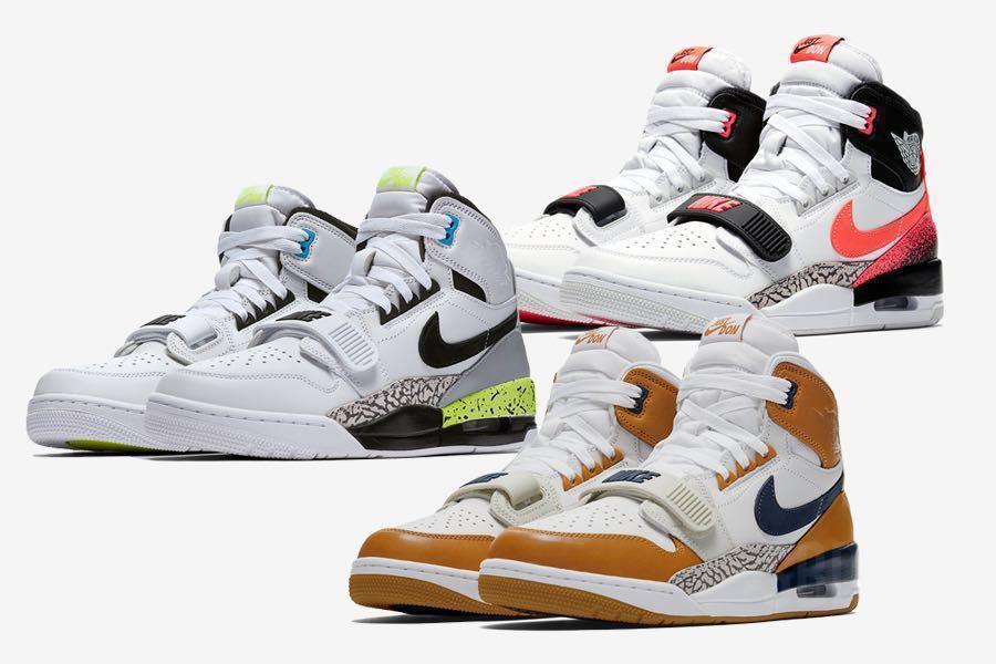 2196fa10503624 Nike Air Jordan x Don C Legacy 312