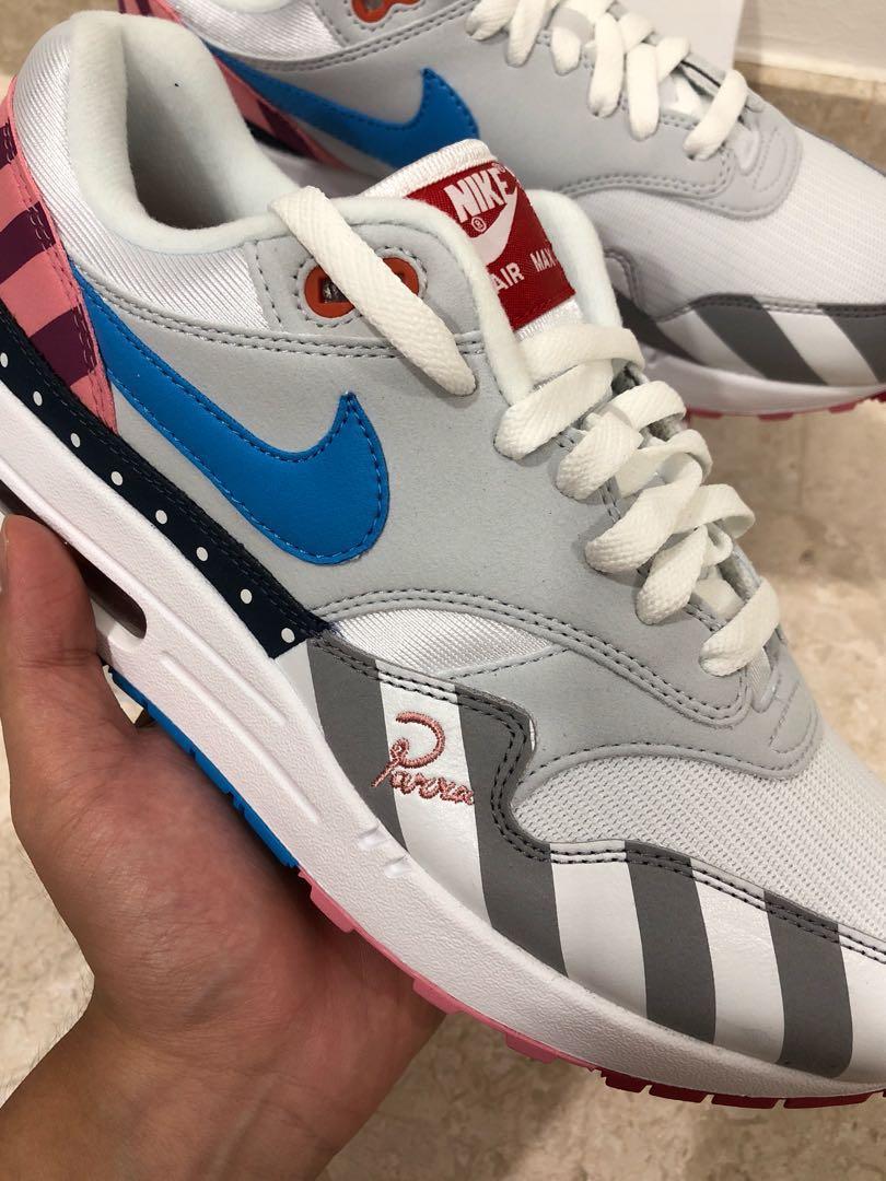 46bf34e1228 Nike Air Max 1 Parra