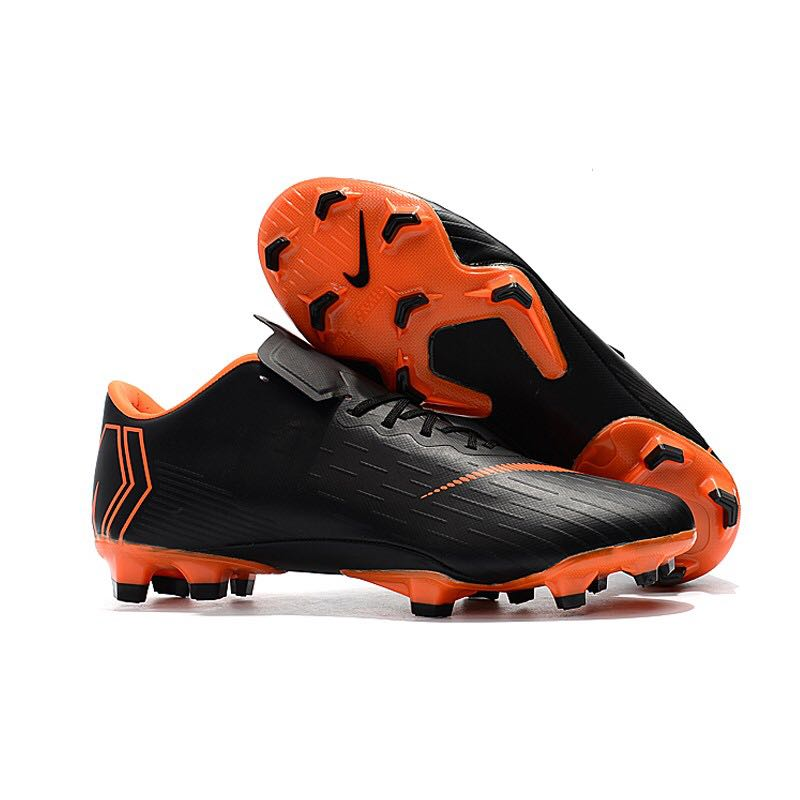 watch ec43d 5d02c NIKE MERCURIAL VAPOR XII PRO BLACK FG, Sports, Sports Apparel on ...