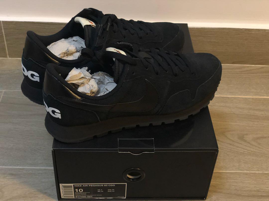b9bc54426405 Nike x Comme Des Garçons air Pegasus 83 us10 brand new Cdg