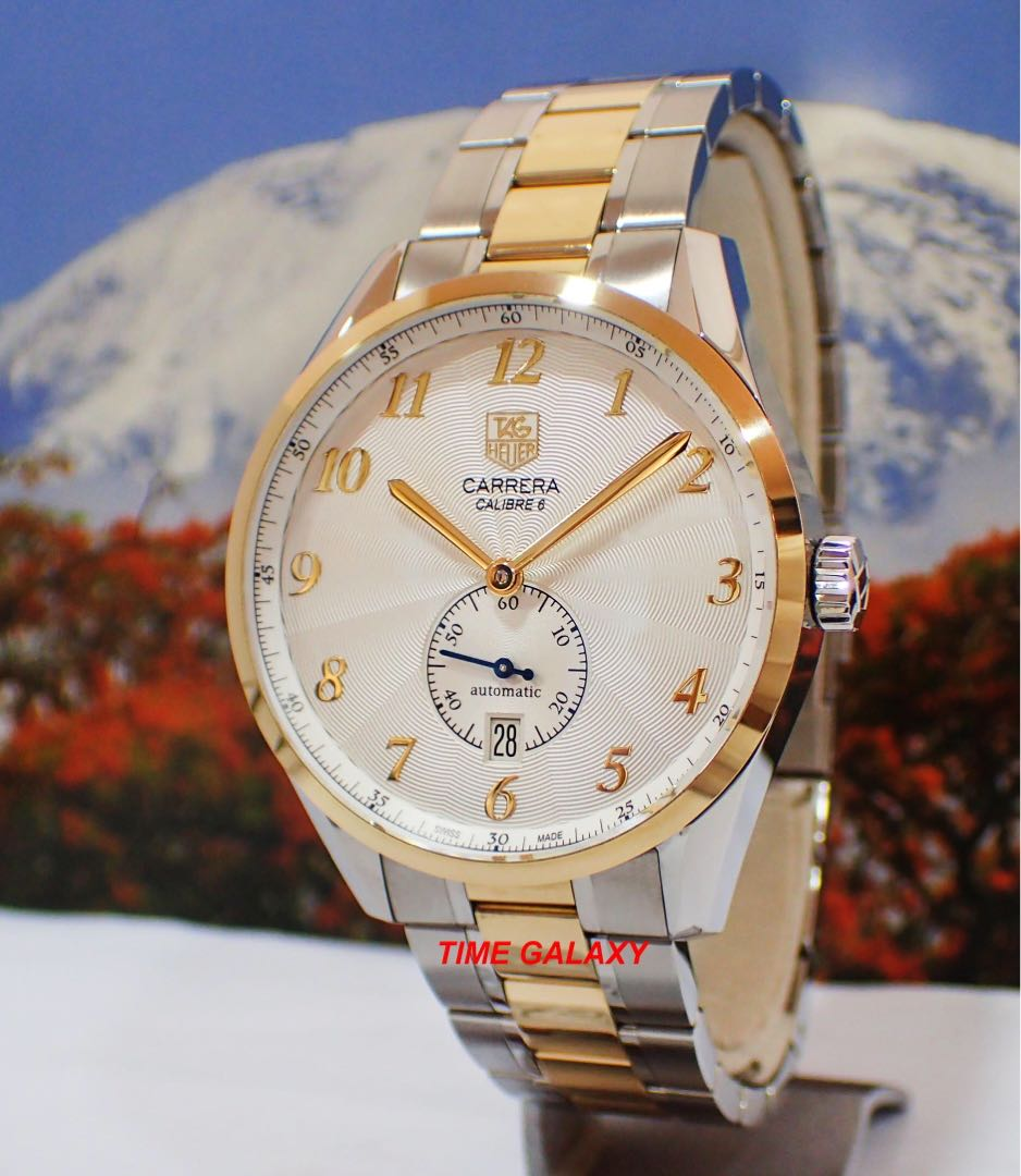 e6b7961c4b2 Offer Price !! Brand New TAG HEUER Carrera Heritage Automatic 39mm Men's  Watch. Model reference WAS2150.BD0733. Swiss made.