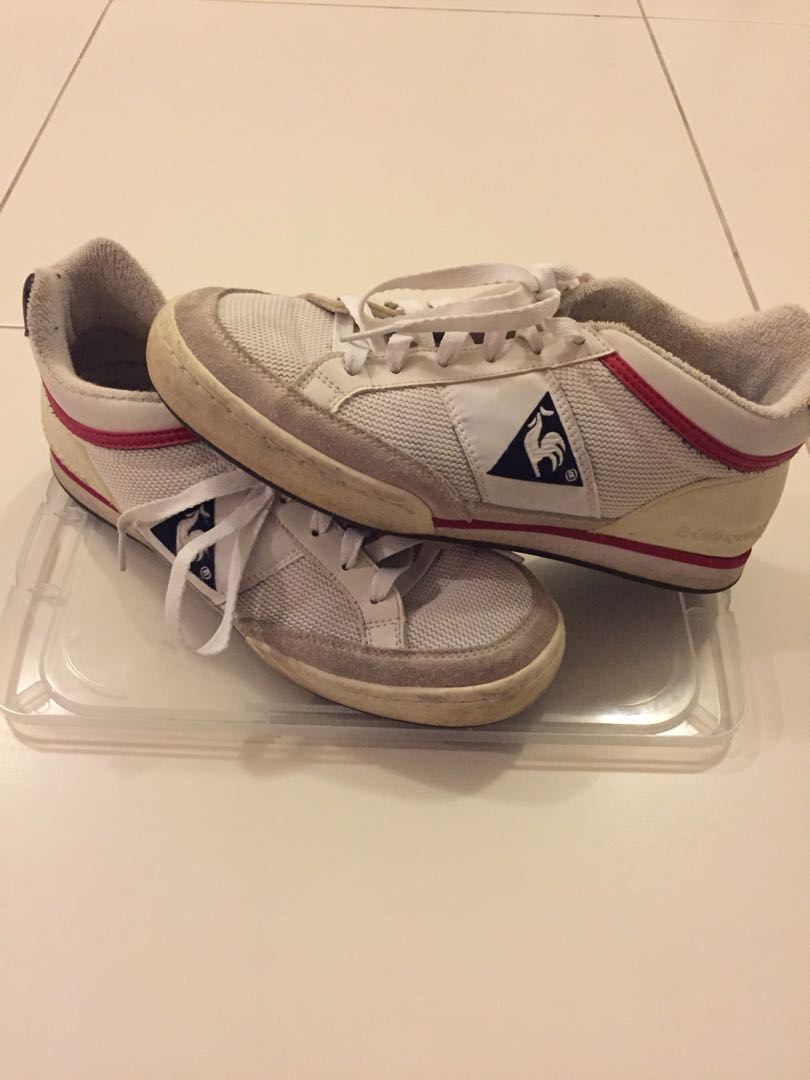 online store 0beaf a5c32 original le coq sportif shoes (US7.5), Men s Fashion, Footwear, Sneakers on  Carousell