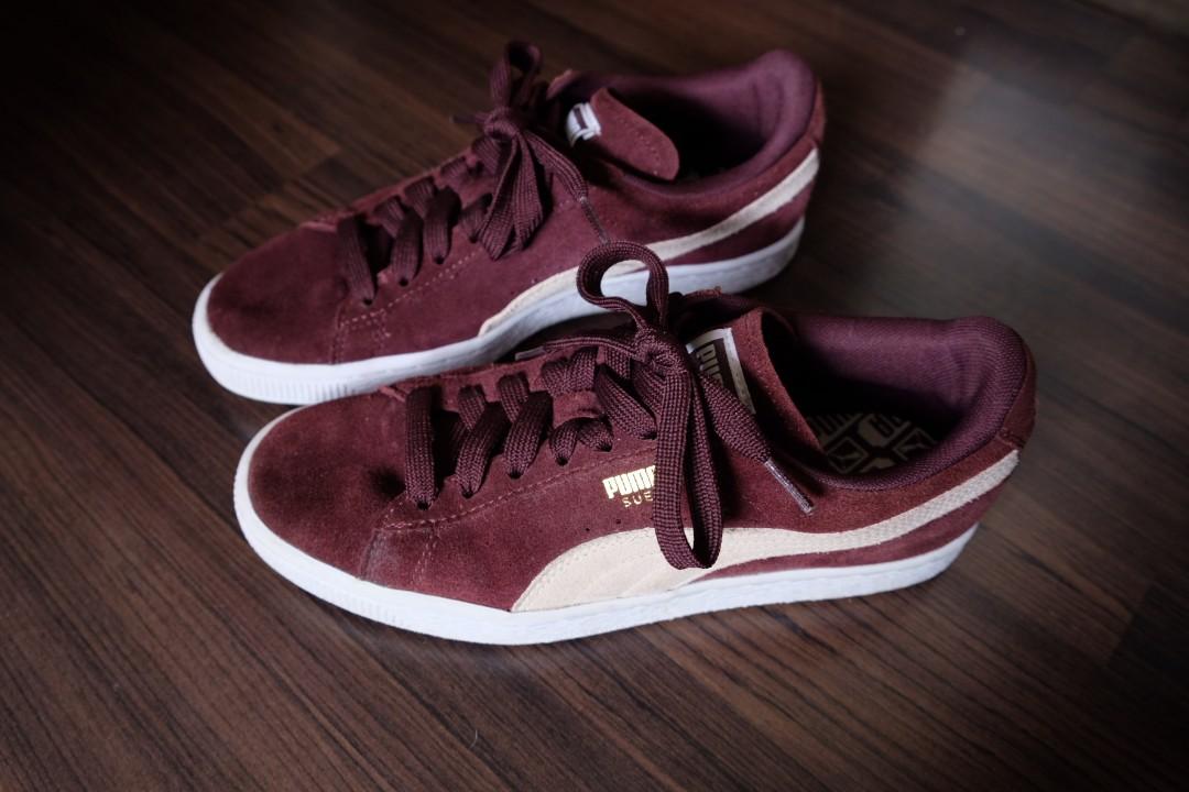 d03bccf1fb Puma Suede Classic Sneakers