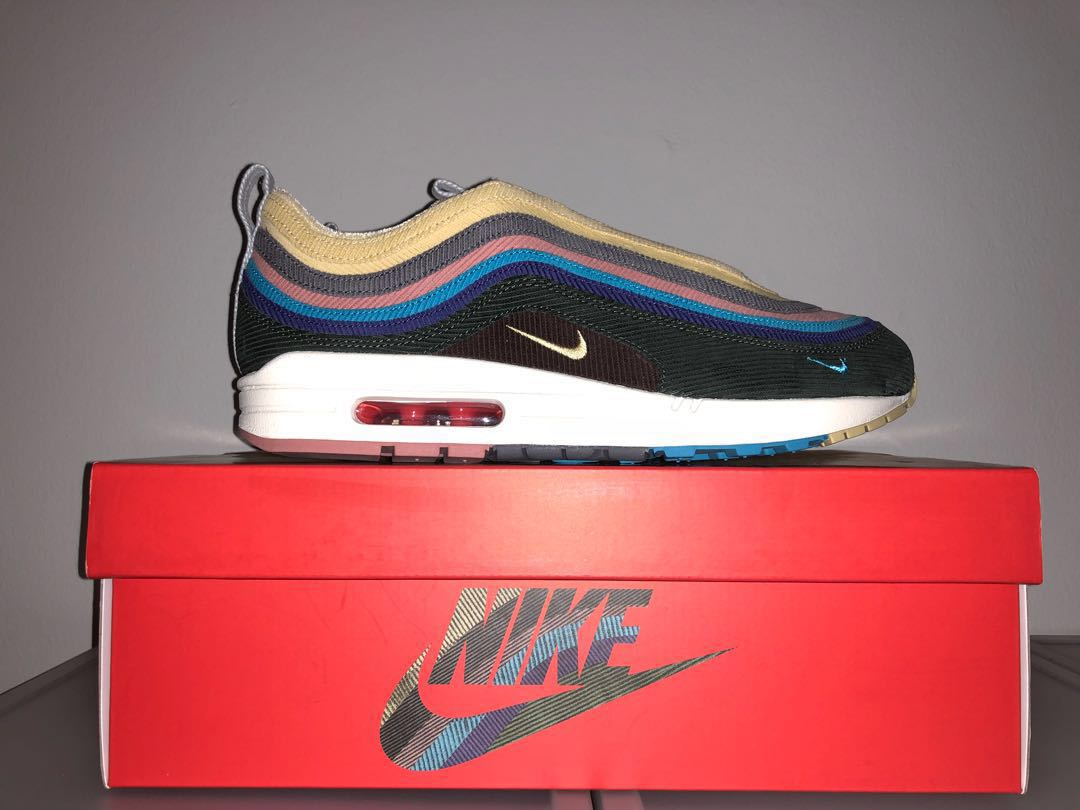Nike Sean Wotherspoon Air Max 971 Sw Size Uk 8 For Sale in