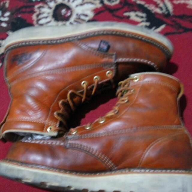 621b735c00c Sepatu boots Thorogood usa, Men's Fashion, Men's Footwear, Boots on ...