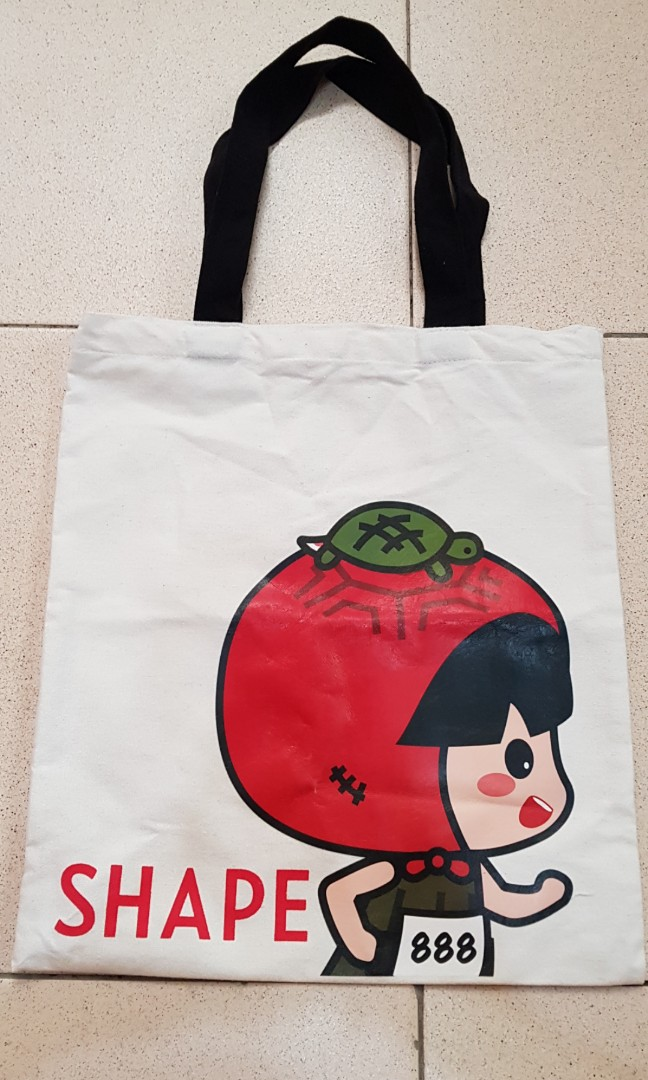 a48a793248f3 Shape run Ang Ku Kueh Girl Tote Bag