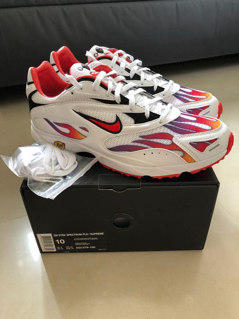 adb0a296465e Supreme x Nike Zoom Streak Spectrum Plus
