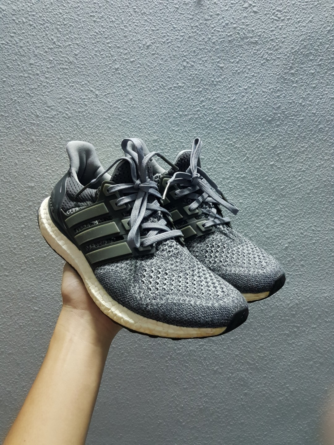 b315f5eddcc80 Ultra Boost Ltd 1.0 Mystery Grey