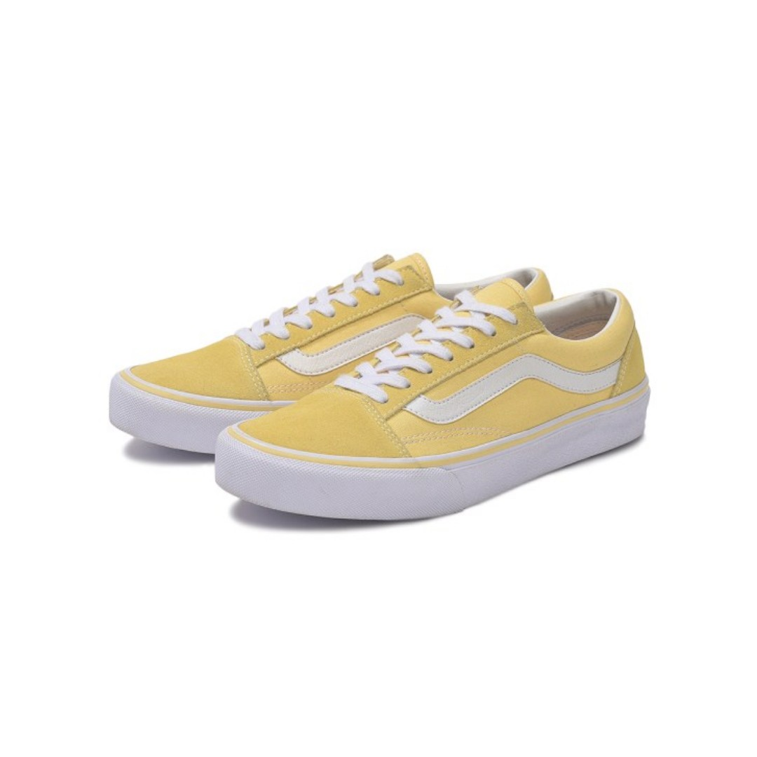 0c0a9d44b6 特價預訂)Vans Old Skool DX V36 Primrose Yellow 黃色男女款