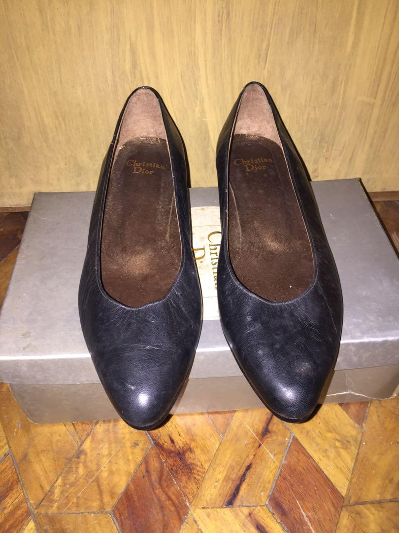 Vintage Christian Dior Shoes, Women's
