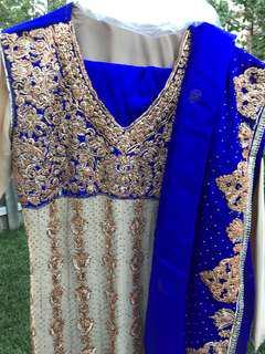 INDIAN ABAYA DRESS
