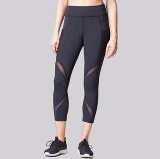 New black mesh pants sizes are . XS,M,L and XL