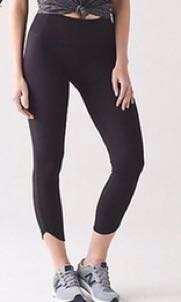 New black yoga mesh pants sizes again S,M&L