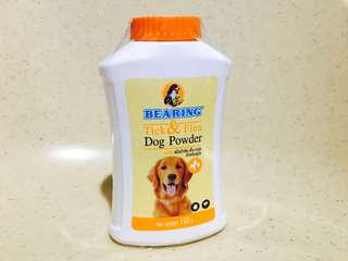 ON HAND Bearing Tick & Flea Dog Powder 150g