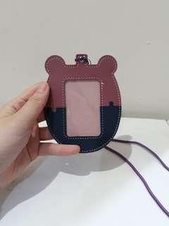 Mickey id purple