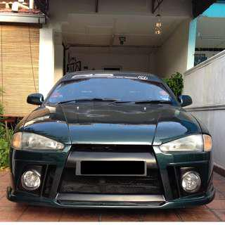 1999 Proton Satria 1.3 (M) for SALE - Well-maintained condition