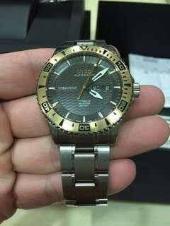 Mido 海洋之心 鈦金屬 機械錶