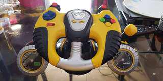 Plug and Play Power Wheel