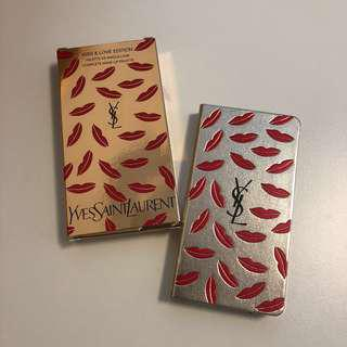 YSL - Kiss & Love Edition Complete Make Up Palette