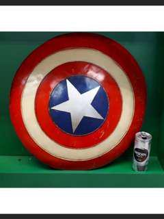 Captain America Metal Shield Marvel Avengers