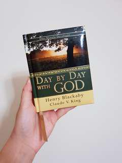Day by Day with God- Christian Devotion Book