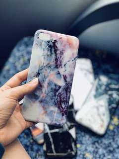 Marble Softcase for Iphone X