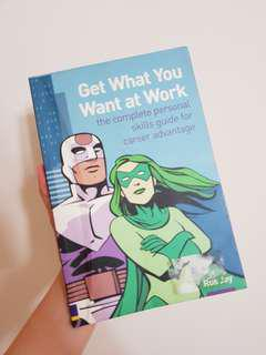 Get what you want at work - Ros Jay