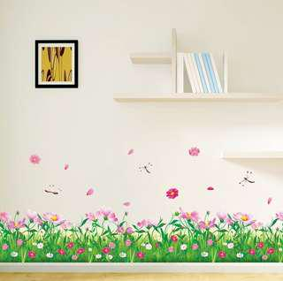 Pink Daisy Garden